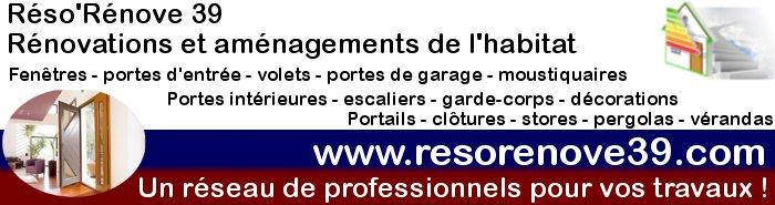 Reso'Renove - Un réseau de professionnels pour vos travaux de rénovations et d'aménagements
